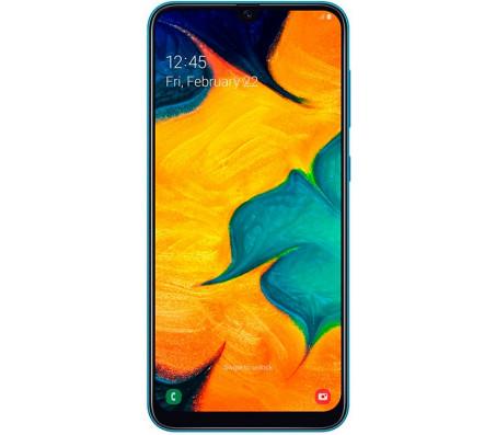 Cмартфон Samsung Galaxy A30 3Gb/32Gb Blue (SM-A305F/DS)
