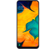 Смартфон  Samsung Galaxy A30 3Gb/32Gb (SM-A305F/DS)  (белый)