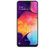 Смартфон Samsung Galaxy A50 4GB/64GB (белый)