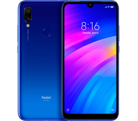 Смартфон Xiaomi Redmi 7 3GB/32GB (синий)
