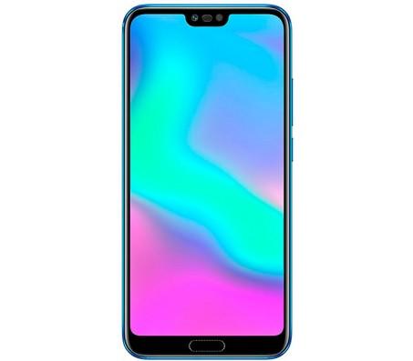 Смартфон Honor 10 4GB/128GB COL-L29A (мерцающий синий)