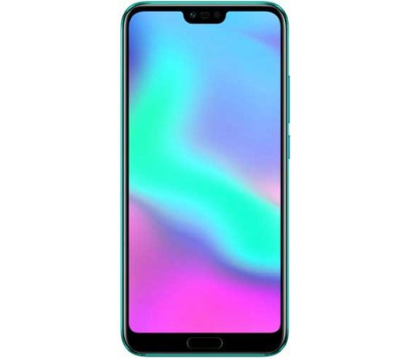 Смартфон Honor 10 4GB/128GB COL-L29A (мерцающий зеленый)