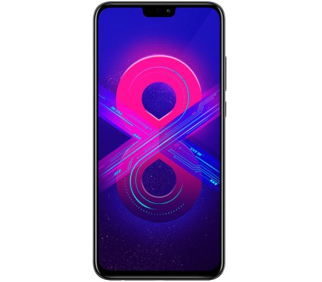 Смартфон Honor 8X 4GB/64GB JSN-L21 (черный)