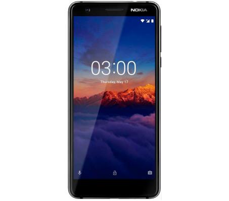 Смартфон Nokia 3.1 2GB/16GB (черный)