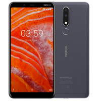 Смартфон Nokia 3.1 Plus 3GB/32GB (серый)
