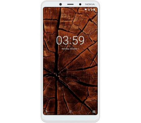 Смартфон Nokia 3.1 Plus 3GB/32GB (белый)