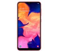 Смартфон Samsung Galaxy A10 (красный)