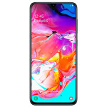 Смартфон Samsung Galaxy A70 6GB/128GB (черный)