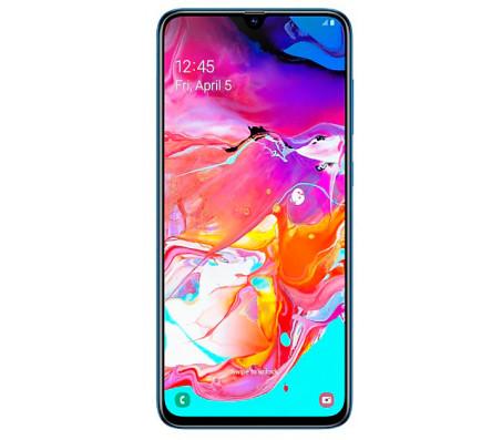 Смартфон Samsung Galaxy A70 6GB/128GB (синий)