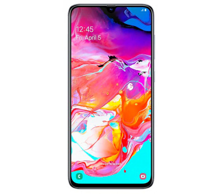 Смартфон Samsung Galaxy A70 6GB/128GB (белый)