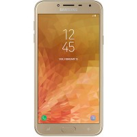 Смартфон Samsung Galaxy J4 (J400F/DS) 2GB/16GB (золотистый)