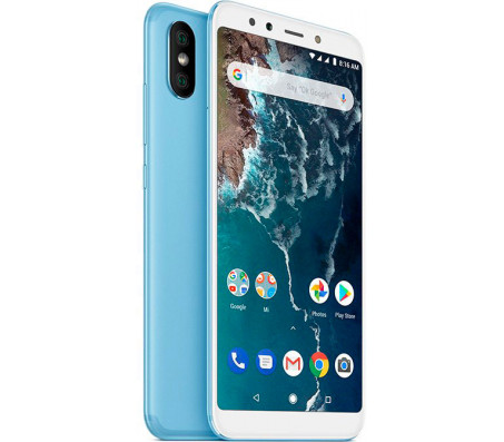 Смартфон Xiaomi Mi A2 Lite 3GB/32GB (голубой)