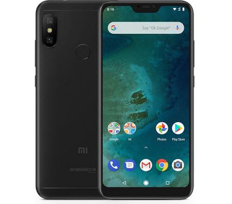 Смартфон Xiaomi Mi A2 Lite 3GB/32GB (черный)