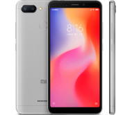 Смартфон Xiaomi Redmi 6 4GB/64GB (серый)