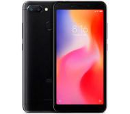 Смартфон Xiaomi Redmi 6 3GB/32GB (чёрный)