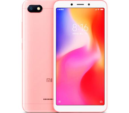 Смартфон Xiaomi Redmi 6A 2GB/16GB (розовый)