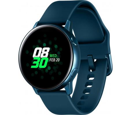 Умные часы Samsung Galaxy Watch Active (морская глубина) (SM-R500)