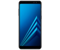 Смартфон Samsung Galaxy A8 (2018) 32GB  (черный)