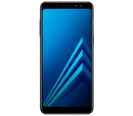 Смартфон Samsung Galaxy A8+ Dual SIM [a730f/ds] (черный)