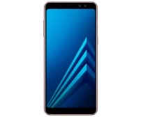 Смартфон Samsung Galaxy A8 (2018) 32GB (синий)