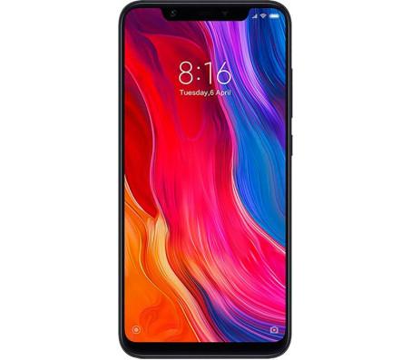 Смартфон Xiaomi Mi 8 6GB/64GB (белый)