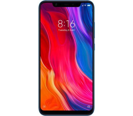 Смартфон Xiaomi Mi 8 6GB/64GB (синий)