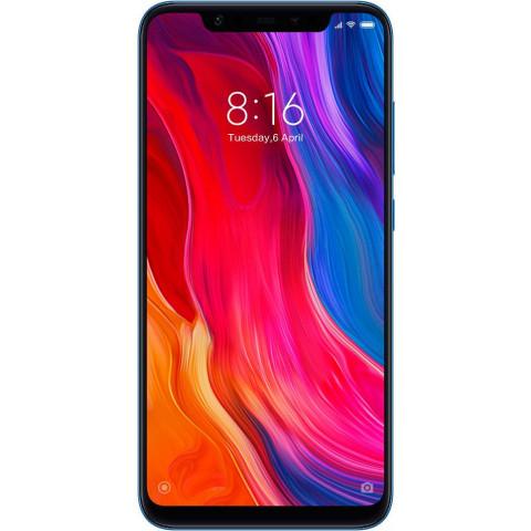 Смартфон Xiaomi Mi 8 6GB/128GB (синий)