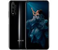 Смартфон Honor 20 6/128GB  (полночный черный)