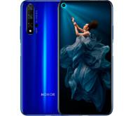 Смартфон Honor 20 6/128GB  (сапфировый синий)