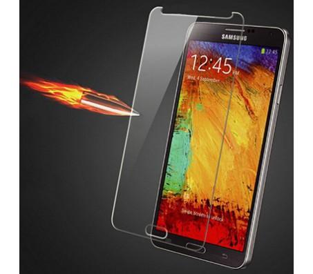 Защитное стекло на экран для Samsung Note 4