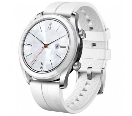 Умные часы Huawei Watch GT Elegant ELA-B19 (белый)