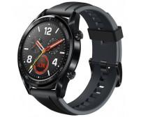 Умные часы Huawei Watch GT FTN-B19 (стальной черный)