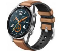 Умные часы Huawei Watch GT FTN-B19 (стальной серый)
