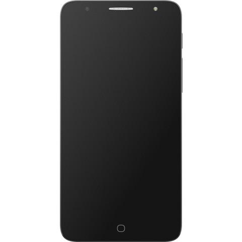 Смартфон Alcatel One Touch Pop 4+ Dark Gray [5056D]