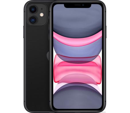 Смартфон Apple iPhone 11 64GB (черный)