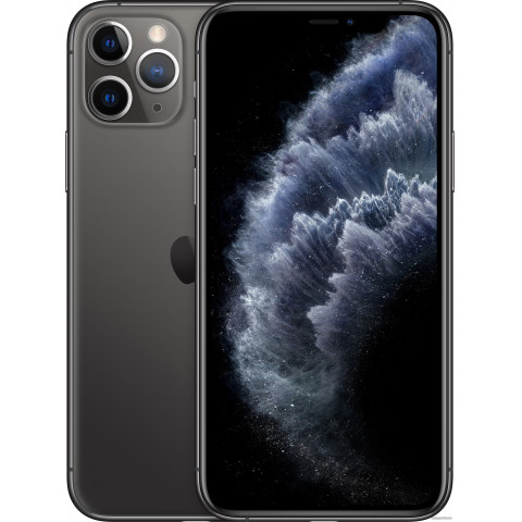 Смартфон Apple iPhone 11 Pro 512GB (серый космос)