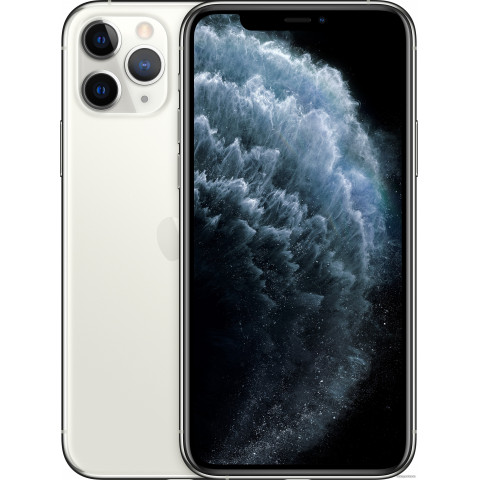 Смартфон Apple iPhone 11 Pro 64GB (серебристый)