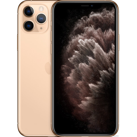 Смартфон Apple iPhone 11 Pro 64GB (золотистый)