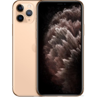 Смартфон Apple iPhone 11 Pro Max 64GB (золотистый)