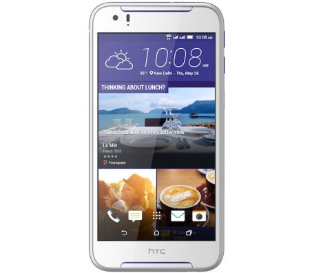 Смартфон HTC Desire 830 dual sim White