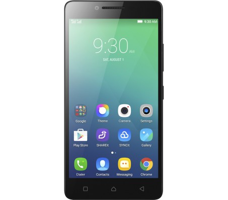 Смартфон Lenovo A6010 16GB Onyx Black
