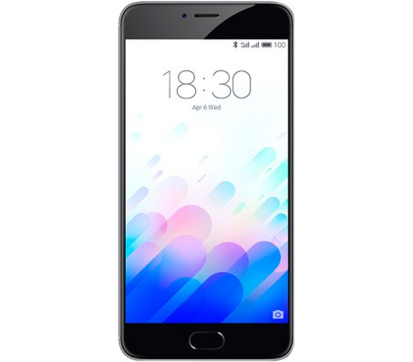 Смартфон MEIZU M3 Note 16GB Gray