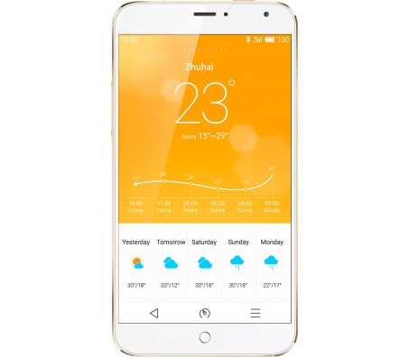 Смартфон MEIZU MX4 (16GB)