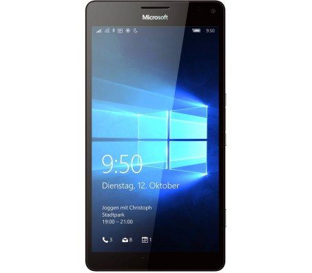 Смартфон Microsoft Lumia 950 XL Black