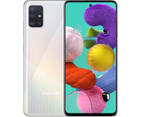 Смартфон Samsung Galaxy A51 4GB/64GB (белый)