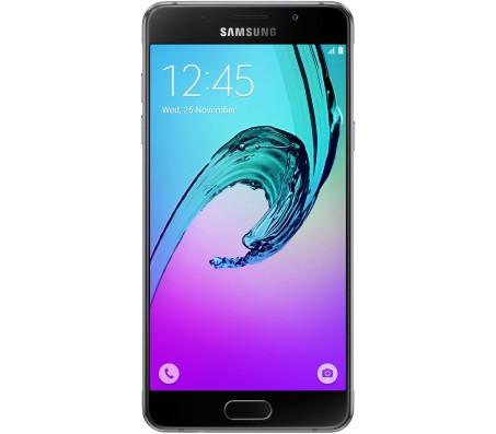 Смартфон Samsung Galaxy A5 (2016) Black [A510F]