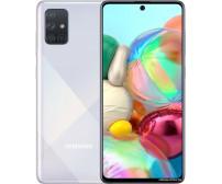 Смартфон Samsung Galaxy A71 SM-A715F/DSM 6GB/128GB (белый)