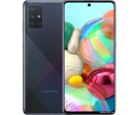 Смартфон Samsung Galaxy A71 SM-A715F/DSM 6GB/128GB (черный)