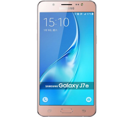 Смартфон Samsung Galaxy J7 (2016) Rose Gold [J710F/DS]