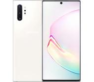 Смартфон Samsung Galaxy Note10+ N975 12GB/256GB Dual SIM Exynos 9825 (белый)